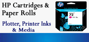 HP PLOTTERS CARTRIDGES PRICE
