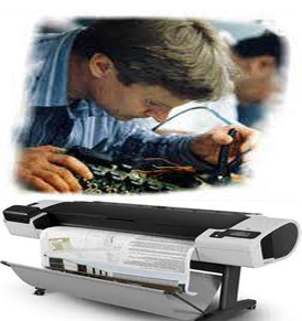 HP Plotter Servicing