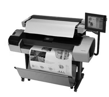 Hp t1200 hd mfp plotters price in delhi hp designjet t1200 hd mfp fandeluxe Gallery